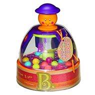 B-Toys Barevný popcorn Poppitoppy - Hračka pro nejmenší