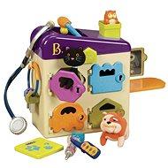 B-Spielzeug Koffer Tierklinik Pet Vet - Spielzeug für die Kleinsten