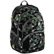 CoocaZoo JobJobber 2 Crazy Cubes - Školní batoh