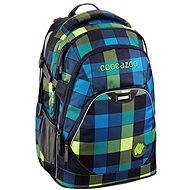 CoCaZoo EvverClevver2 Backpack Lime District - School Bag