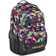 CoocaZoo CarryLarry 2 Spiky Pyramid - Školní batoh
