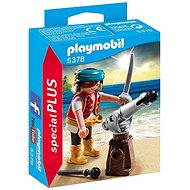 Playmobil 5378 Pirate with cannon - Figures