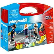 Playmobil 5651 Prenosný box - Hasiči