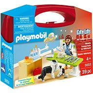 Playmobil 5653 Vet Visit Carry Case - Baukasten