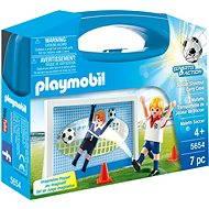 PLAYMOBIL® 5654 Soccer Shootout Carry Case - Baukasten