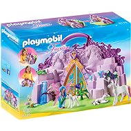 Playmobil 6179 Carrying Case with unicorns - Building Kit