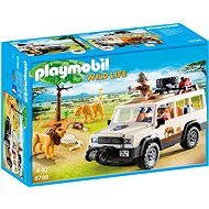 Playmobil 6798 Safari Truck with Lions - Building Kit