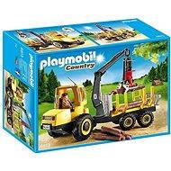 Playmobil 6813 Lesnický jeřáb - Stavebnice