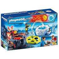 Playmobil 6831 Fire & Ice Action Game - Stavebnice