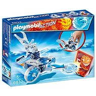 PLAYMOBIL® 6832 Frosty mit Disc-Shooter - Baukasten