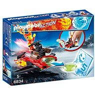 PLAYMOBIL® 6834 Sparky mit Disc-Shooter - Baukasten