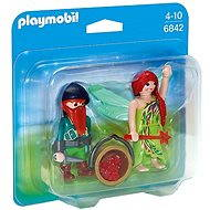 PLAYMOBIL® 6842 Duo Pack Fairy Zwerg - Figuren
