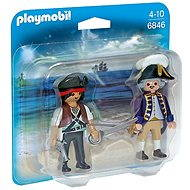 Playmobil 6846 Duo Pack Pirát a vojak