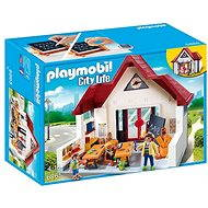 Playmobil 6865 City Life School House - Building Kit