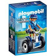 Playmobil 6877 Policajtka na dvoukolce