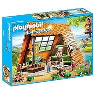 Playmobil 6887 Velká prázdninová chata - Stavebnice