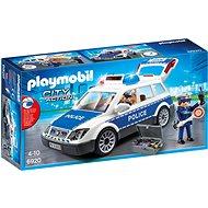 Playmobil 6920 Policajné auto