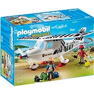 Playmobil 6938 Safari Airplane - Building Kit