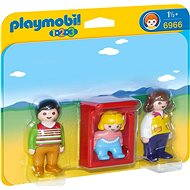 Playmobil 6966 Rodiče s kolébkou