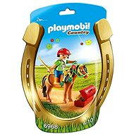 "PLAYMOBIL® 6968 Pony Dekorieren ""Flower"" - Figuren"