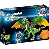 Playmobil 9001 Dragon from Knight's Land with Alex - Building Kit