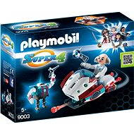 Playmobil 9003 Skyjet with Dr. X and Robot - Building Kit