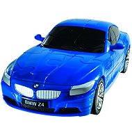 3D Puzzle auto - BMW Z4 modré - Hlavolam