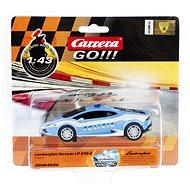 Carrera GO !!! - Lamborghini Huracan Police - Slot Car