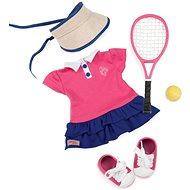 Unsere Generation Tennis Outfit - Puppen-Zubehör