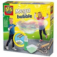SES Mega Bubble Bear with Rods - Bubble Blower
