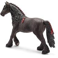 Schleich Zvířátko – klisna koně frisianského - Figurka