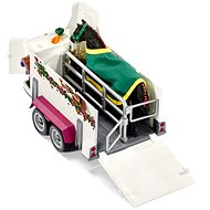Schleich Pick-up with trailer and horse - Play Set