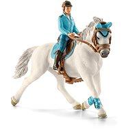 Schleich Žokej na koni - Figurky