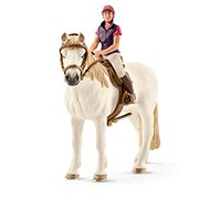 Schleich Rekreačné jazdkyne na koni