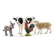 Schleich Set domáce zvieratká