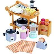 Sylvanian Families Vybavení – kuchyňské nádobí set - Herní set