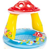 Mushroom Sunshade Inflatable Baby Pool - Pool
