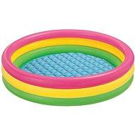 Bazén duhový velký