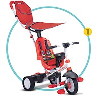 Fisher-Price Smart Trike Charisma Red 3in1 - Tricycle