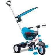Fisher-Price Smart Trike Charm Plus modrá 3v1