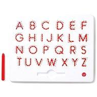 Magnetická tabulka - Velké tiskací písmo