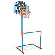 Pilsan Set Basket + soccer ball - playing kit