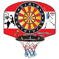 Pilsan Basketbalová deska s terčem - Basketbalový koš