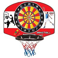 Pilsan Basketball-Board mit Ziel - Basketball-Korb