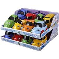 Pilsan Aada 4 Kunststoff-Spielzeugautos Tombik - Car-Set