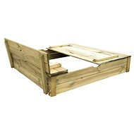 Trigano Alix with folding benches - Sandpit