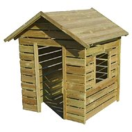 Trigano Wooden Mona Lodge - Kids' Playhouse