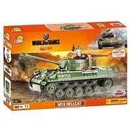 Cobi World of Tanks Hellcat - Stavebnice