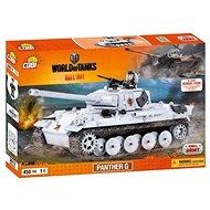 Cobi World of Tanks Panther G - Stavebnice
