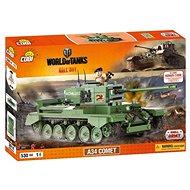 Cobi World of Tanks A34 Comet - Stavebnice